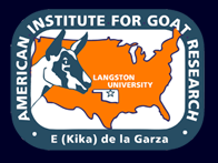 Cover photo for Langston University Goat Archival Library