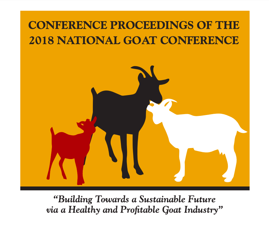 3rd National Goat Conference Proceedings